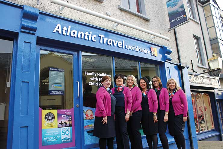 Atlantic Travel Worldchoice, Letterkenny