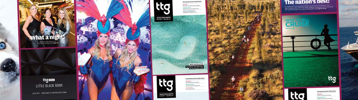 TTG mag image and detail