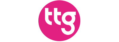 TTG magazine button