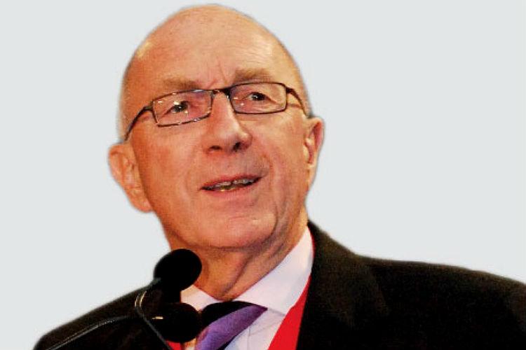 ITT president Trevor Harding to stand down