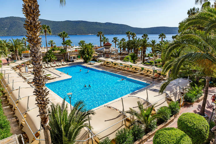 Tui welcomes first guests to new Magic Life resort in Bodrum