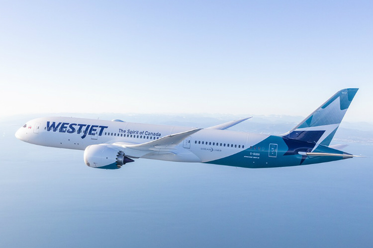 WestJet launches Dreamliner on Calgary-Gatwick route