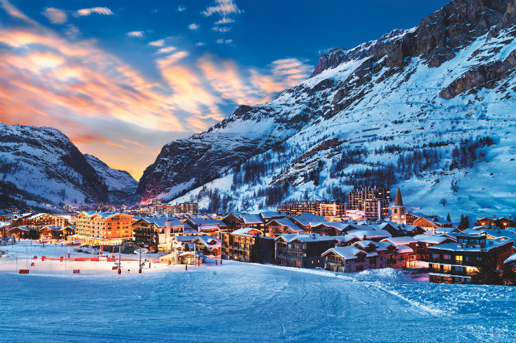 Luxury chalet bookings rise for winter ski season