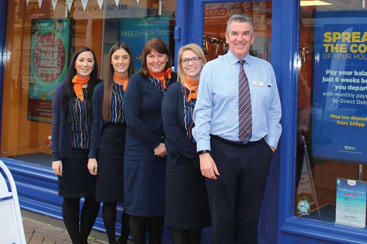 Hays Travel, Weymouth: South West's Top Agency