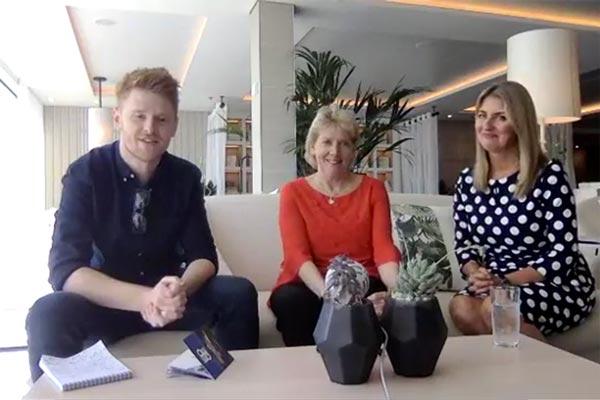 Celebrity Cruises' Jo Rzymowska & Claire Stirrup talk Edge, Apex and more