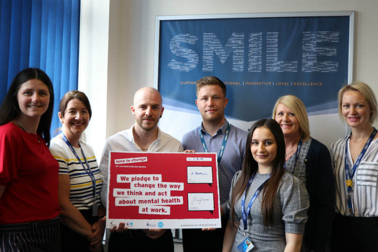 Hays Travel signs pledge to tackle mental health