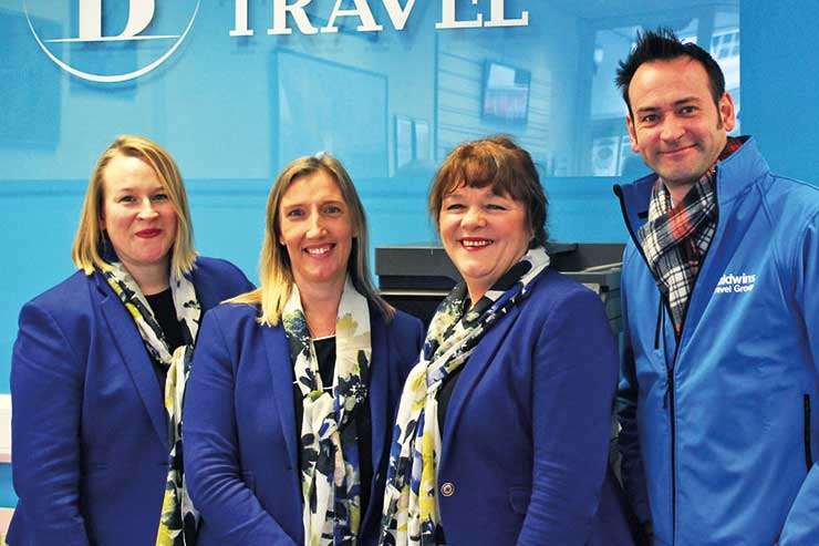 Baldwins Travel, Uckfield