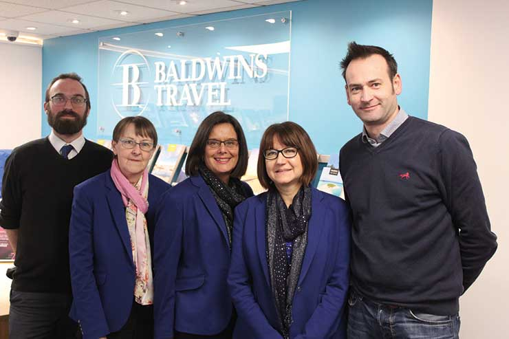 Baldwins Travel, Tunbridge Wells