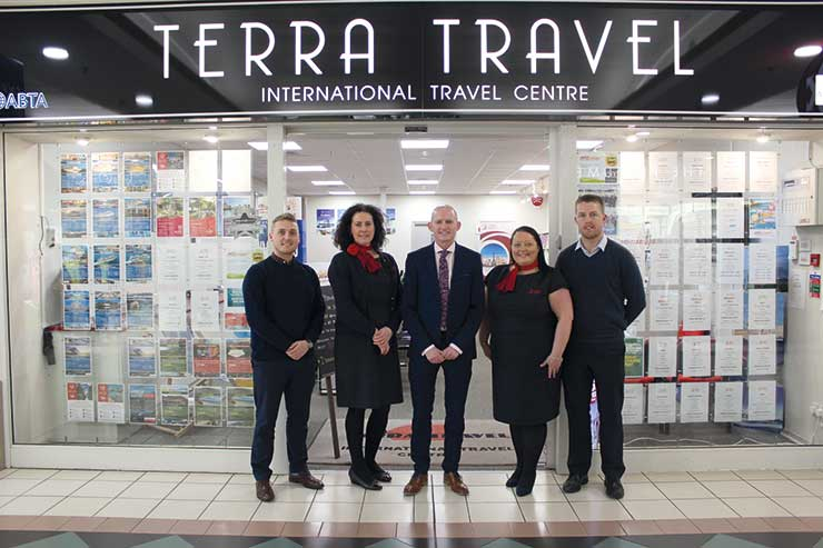 Terra Travel, Rushmere Shopping Centre, Craigavon