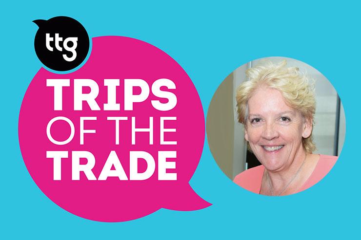 Celebrity Cruises' Jo Rzymowska joins TTG's Trips of the Trade podcast