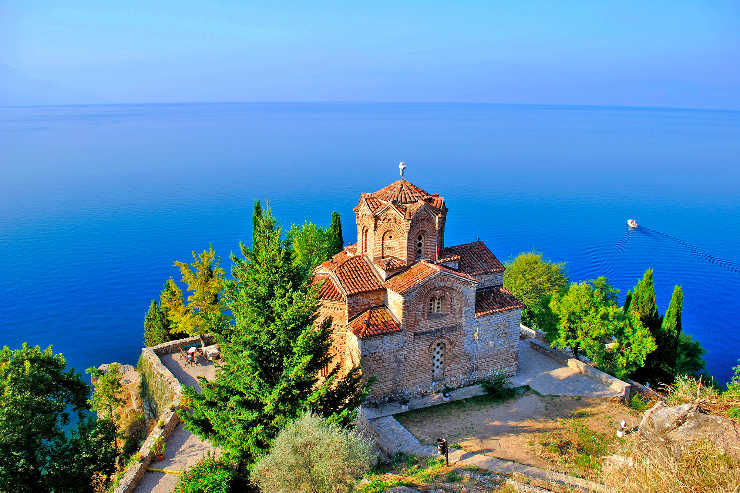 Why Lake Ohrid is a picturesque paradise