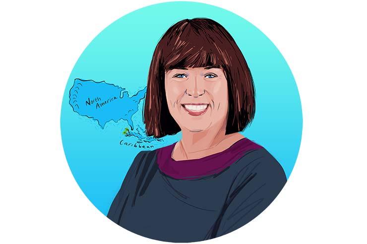 Melissa Tilling artist's impression
