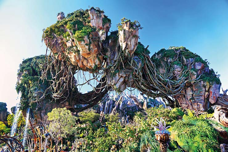 Walt Disney World Florida's latest thrills