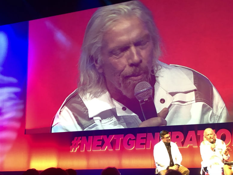 Branson: 'I hate buffets – I want a very different type of cruise'