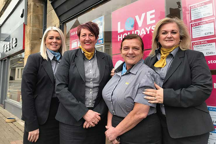 Stewart Travel, Prestwick: Scotland's Top Agency