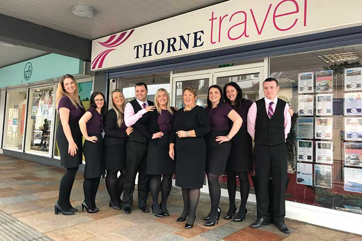 Thorne Travel, Kilwinning