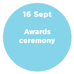 16 September - Awards ceremony