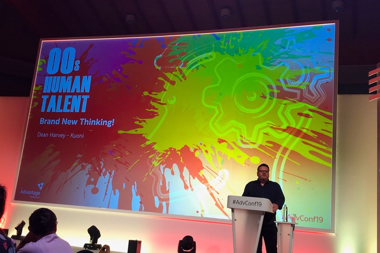 Advantage conf: 'The internet has left no place for brands to hide'