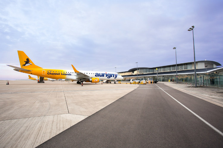 Aurigny launches Southampton-Guernsey route