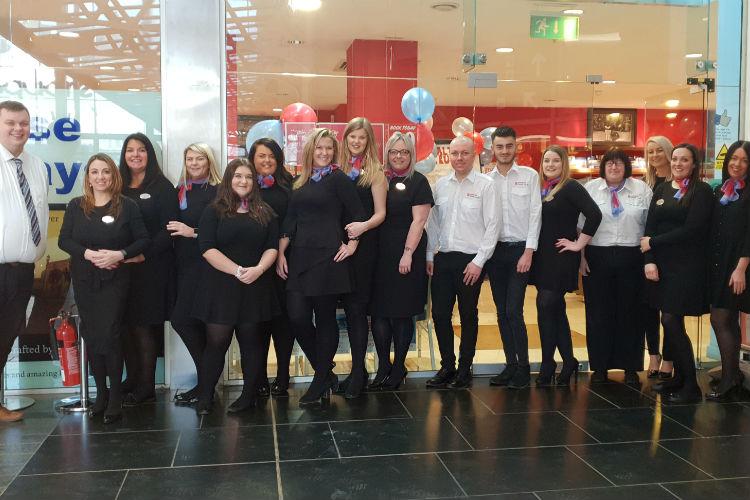 Barrhead Travel gives Aberdeen store tech makeover