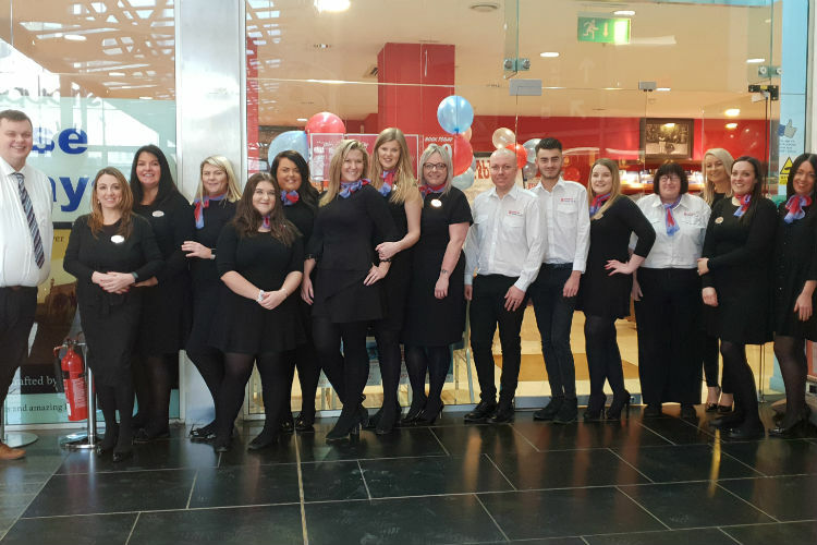 Barrhead pledges staff investment amid promotions