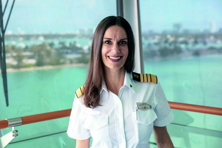 Celebrity Cruises to sail with all-female crew