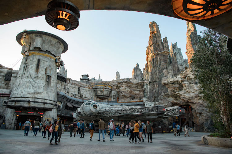 Disneyland Park to debut 'immersive' new Star Wars experience