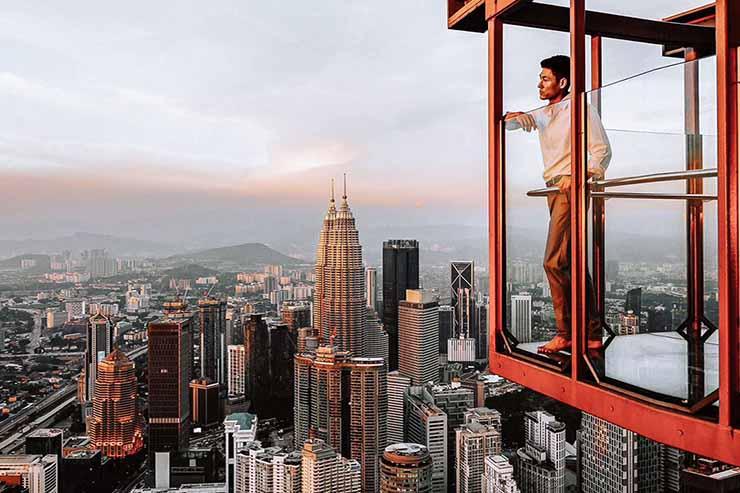 Win a place on a Malaysia mega-fam