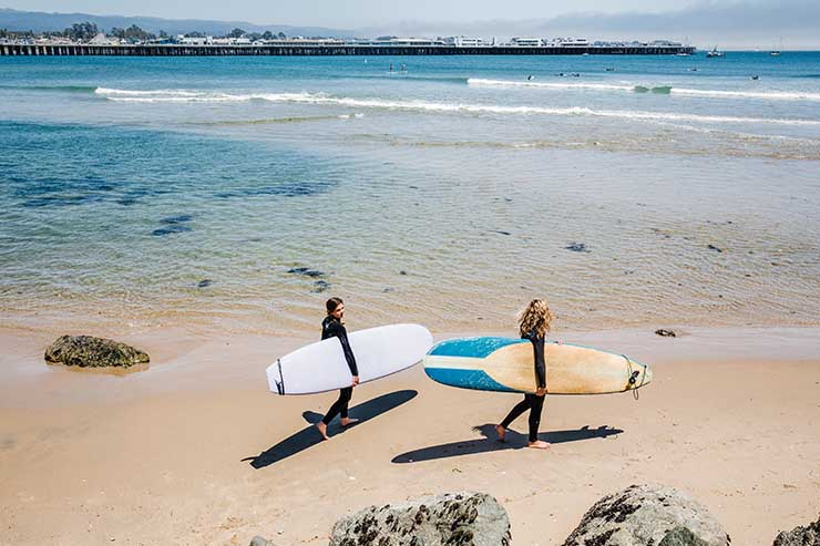 Win a fam trip to Santa Cruz