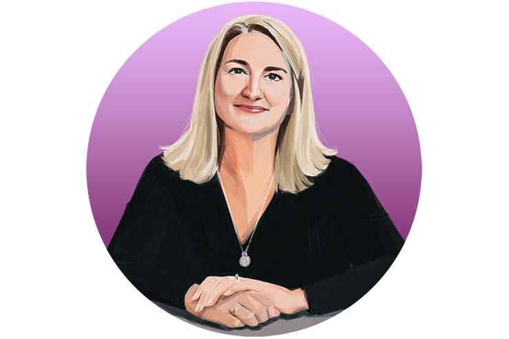 Lisa McCauley artists impression