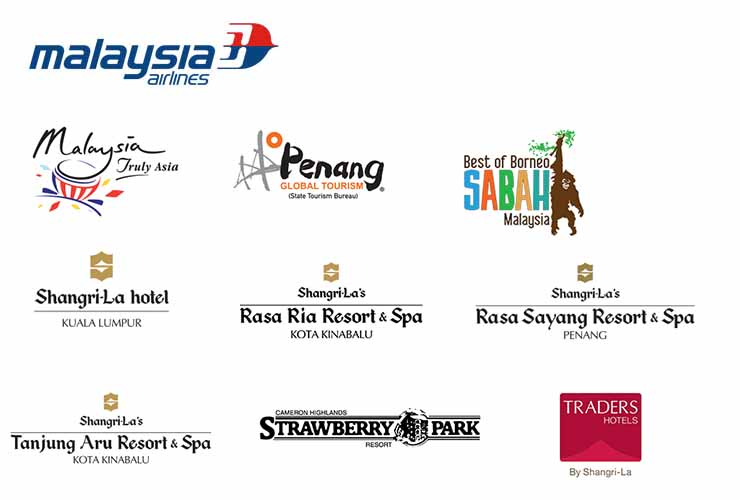 Malaysia Airlines competition logos