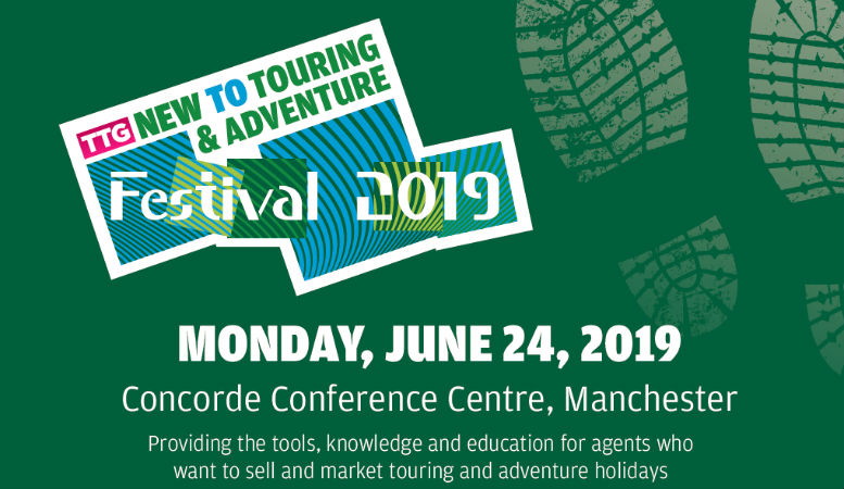 New to Touring and Adventure Conf step