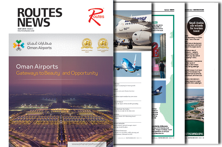 Read Routes News 3, 2019