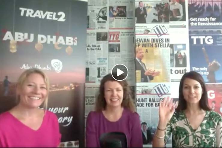 Abu Dhabi client-matching masterclass with Travel 2