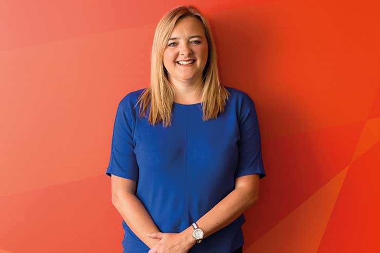 EasyJet's Sophie Dekkers: 'Diversity is critical for us'