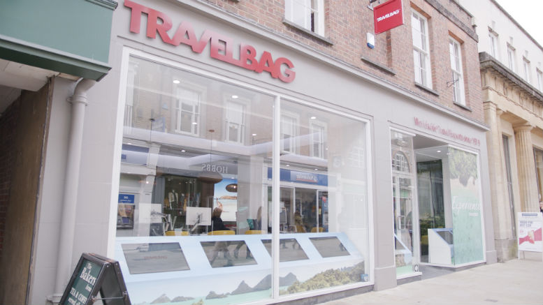 Travelbag to open new stores alongside brand refresh