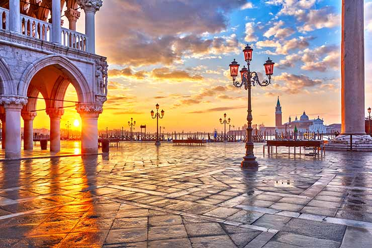 8. Discover Venice, Florence & Rome (new for 2020)