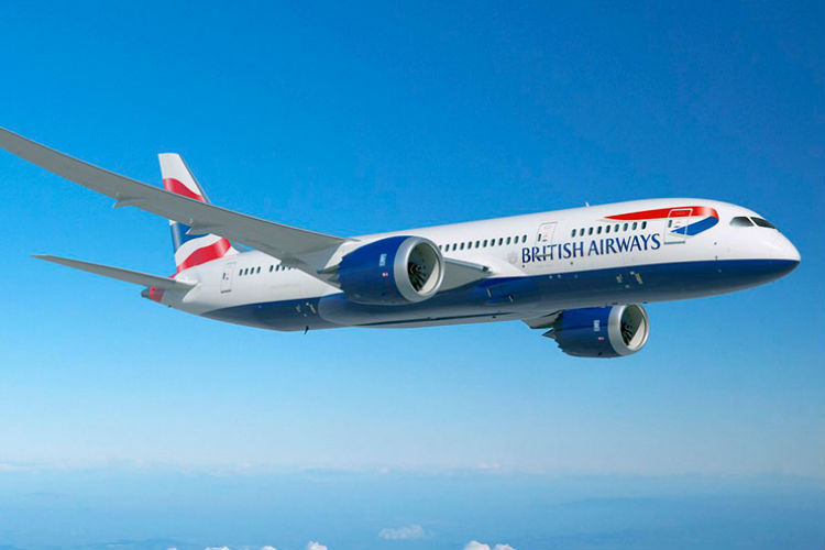 British Airways embarks on domestic flight offset programme