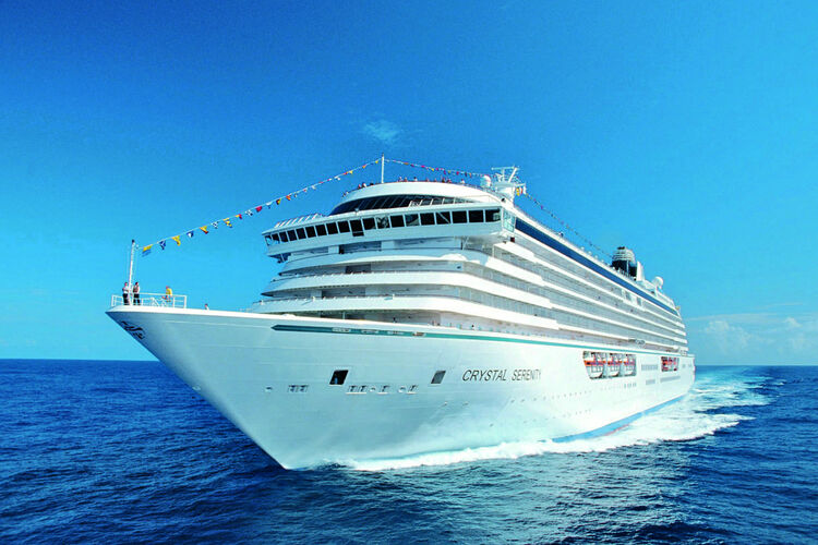 Crystal cancels remainder of 2020 sailings