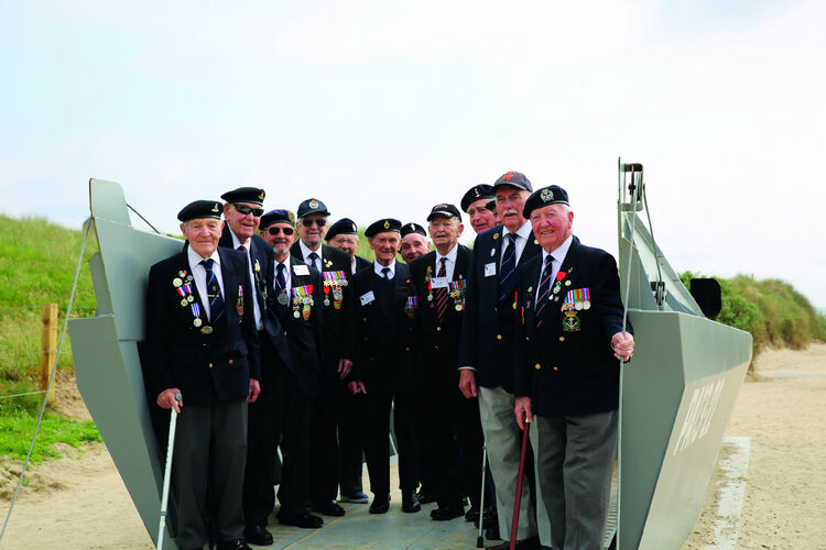 D-Day: Travel firms unite to help veterans mark 75th anniversary