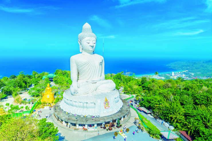 Phuket is among KLM's confirmed winter destinations