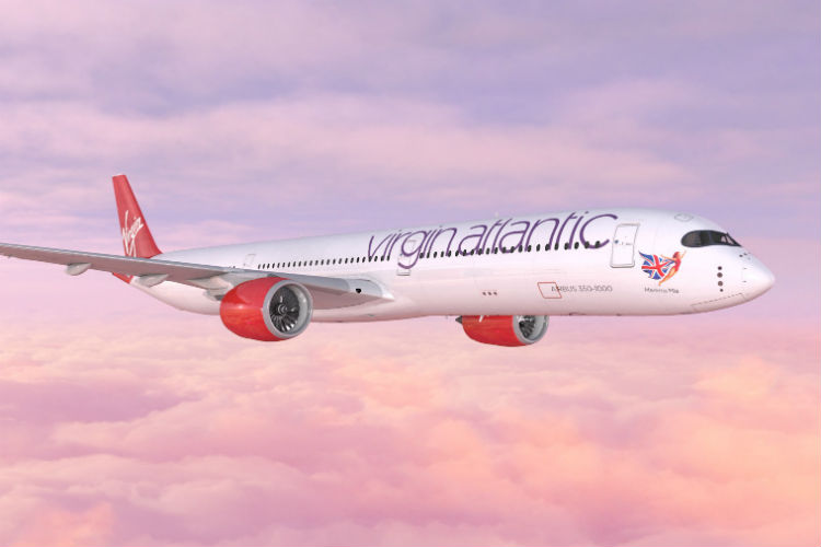 Virgin Atlantic demands 150 slots at expanded Heathrow airport
