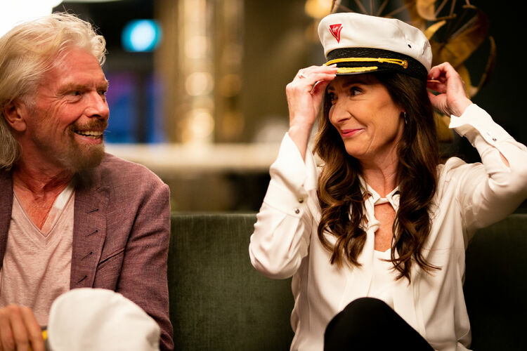Virgin Voyages names Scarlet Lady's captain
