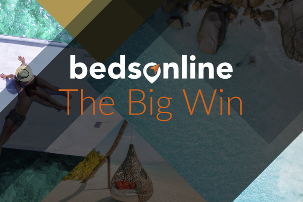 Win a holiday and luxury prizes with Bedsonline