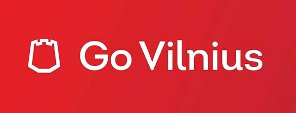 Go Vilnius logo