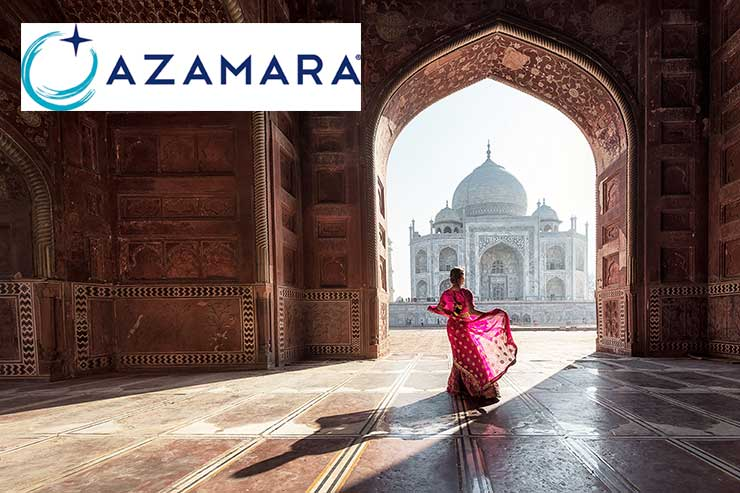 Azamara unveils rebrand to mark land experiences expansion