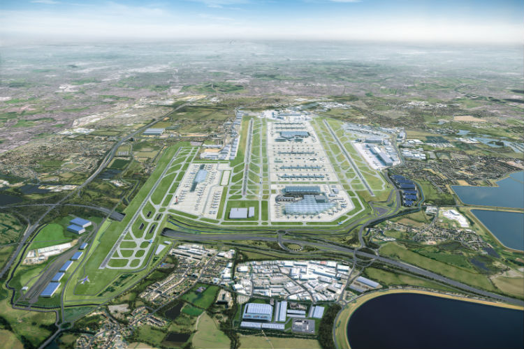 Heathrow expansion blocked by judges on environmental grounds