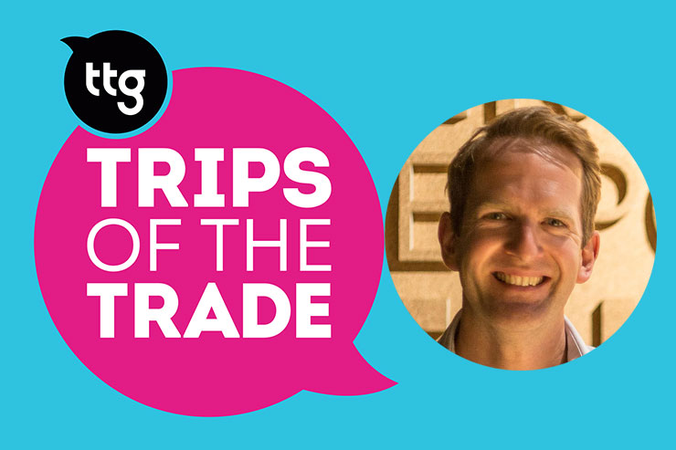 James Thornton, Trips of the Trade