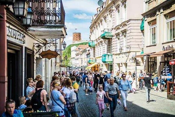 Vilnius vibes