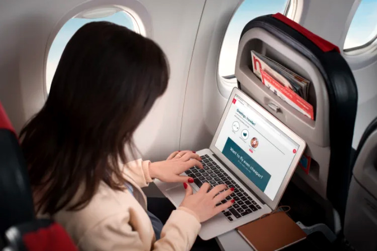 Norwegian launches 'gate-to-gate' Wi-Fi